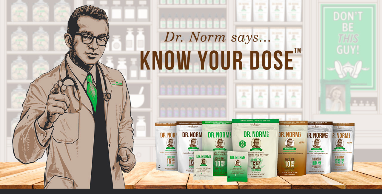 DoctorNorms.com - craft cannabis and hemp products