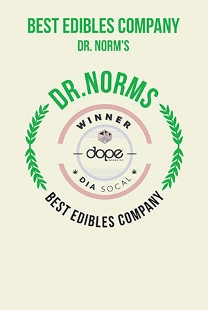 Best edible's company - Dope Magazine